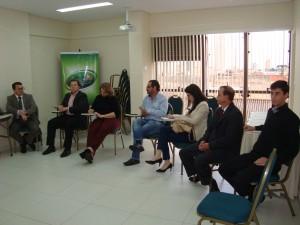 Grupo de Estudos do SESCAP-PR em Arapongas discute desenquadramento do Simples