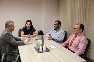 SESCAP-PR discute parceria com Associação Comercial de Arapongas
