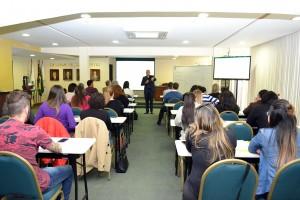 Instituto SESCAP-PR realiza palestras em prol das crianças