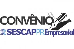 SESCAP-PR firma convênio com empresa Kairós Informática em Arapongas