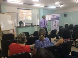 EFD Fiscal e Bloco K são temas de curso em Arapongas