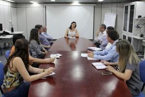 Diretora do SESCAP-PR participa de reunião do Núcleo de Apoio Contábil da UEM