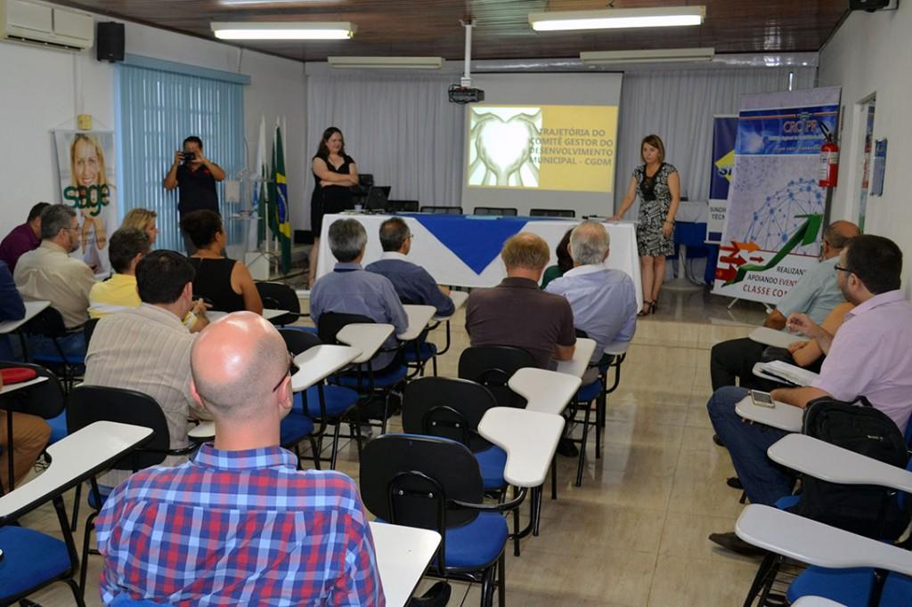 SESCAP-PR participa do Comitê Gestor de Desenvolvimento de Foz do Iguaçu