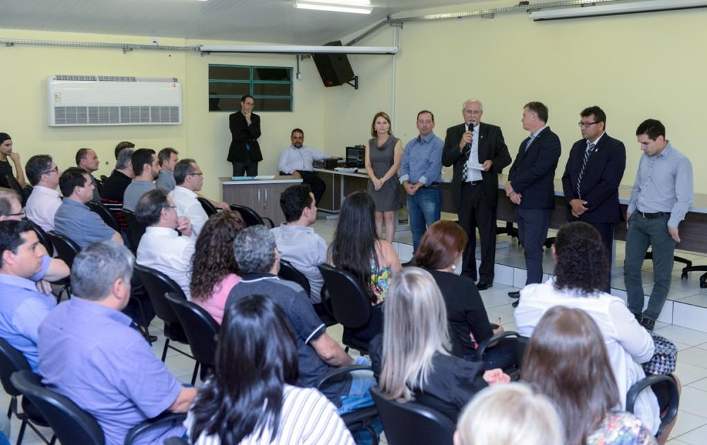 SESCAP-PR participa do lançamento de nova fase da Redesim em Foz do Iguaçu