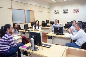 Diretora do SESCAP-PR participa de reunião do Núcleo Contábil da UEM