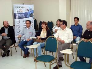 Grupo de Estudos em Arapongas discute mudanças nas regras da ECD