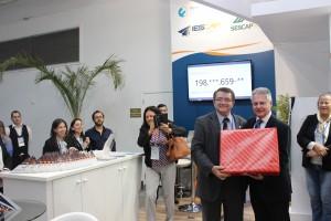 SESCAP-PR sorteia prêmios na 17ª Convenção dos Profissionais da Contabilidade