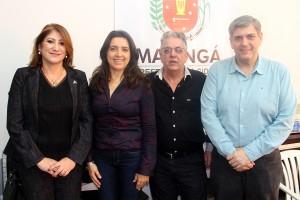 Diretora do SESCAP-PR toma posse no Conselho de Gestão Fiscal de Maringá