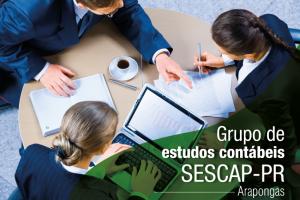 Novo Refis será tema da reunião do Grupo de Estudos em Arapongas