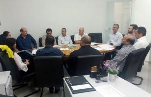 Entidades discutem criação do Núcleo de Apoio Contábil e Fiscal (NAF) em Umuarama