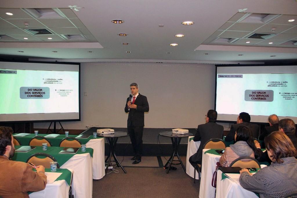 COPSEC abre ciclo de palestras do 3º Fórum de Gestão em Londrina