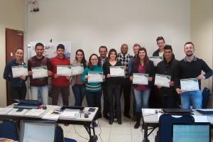SESCAP-PR conclui curso Formação em Analista Fiscal em Arapongas