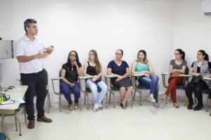 Estudantes de Contabilidade visitam Regional do SESCAP-PR em Cascavel