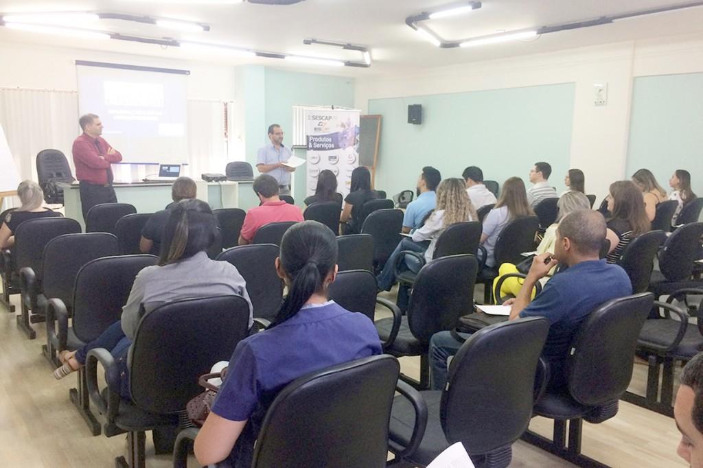 SESCAP-PR prepara profissionais para chegada do eSocial