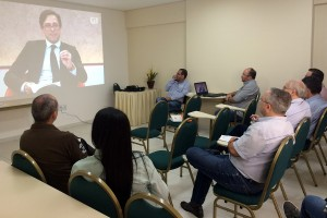 Reforma trabalhista é novamente tema do Grupo de Estudos em Arapongas