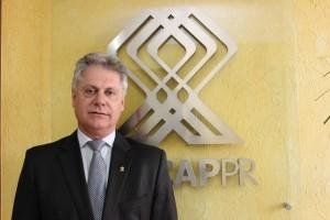 Presidente do SESCAP-PR Mauro Kalinke