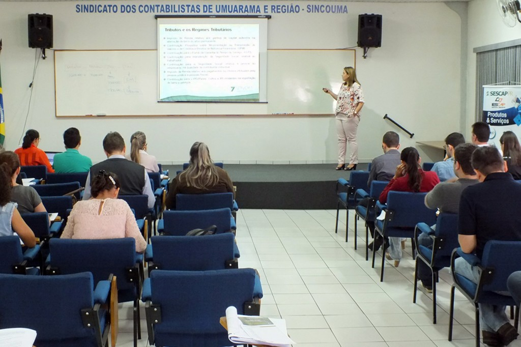 Curso sobre planejamento tributário prepara profissionais para 2018