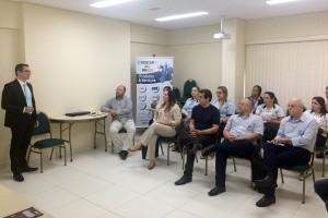Reforma trabalhista é tema do Grupo de Estudos do SESCAP-PR em Arapongas