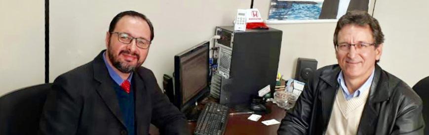 Diretor do SESCAP-PR em Cascavel visita líderes regionais