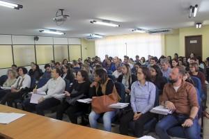 Curso sobre eSocial lota auditório em Maringá