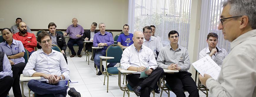 Empresários de Toledo debatem sobre a negociação coletiva