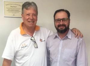 Diretor do SESCAP-PR em Cascavel visita Amic Oeste