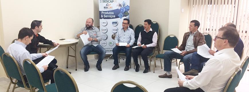 Grupo de Estudos discute normas da ANTT em Arapongas