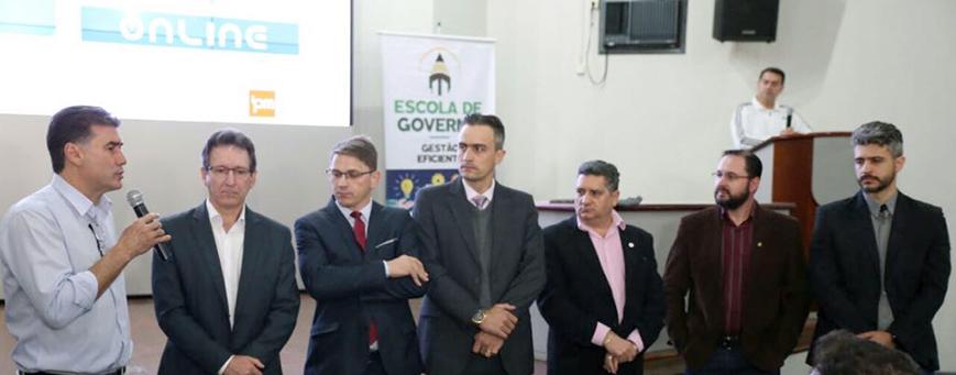 Plataforma digital vai agilizar a liberação de alvará em Cascavel