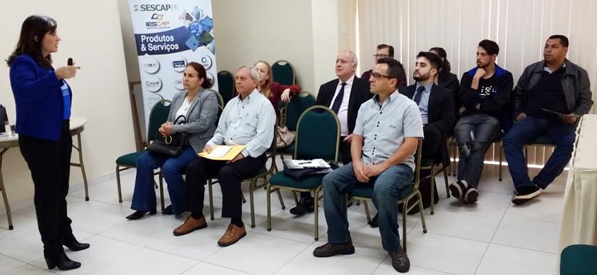 Nota Paraná é tema do Grupo de Estudos em Arapongas-PR