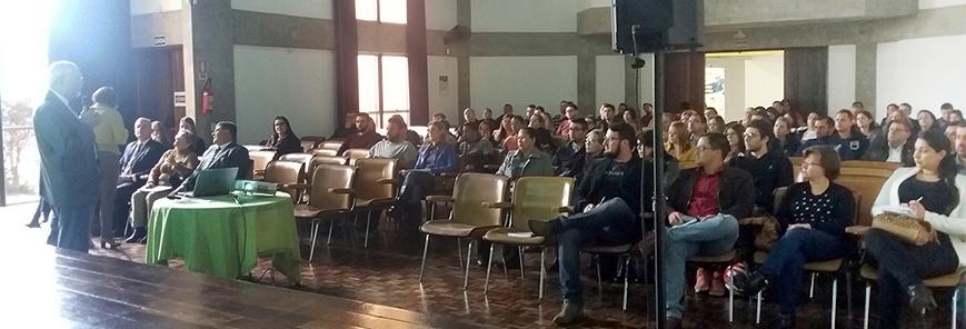 Academia Empresa Fácil orienta profissionais em Guarapuava