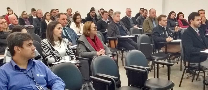 SESCAP-PR realiza seminário sobre holding familiar em Cascavel