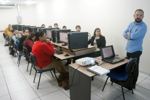 SESCAP-PR começa mais uma turma do Formação na Prática em Maringá