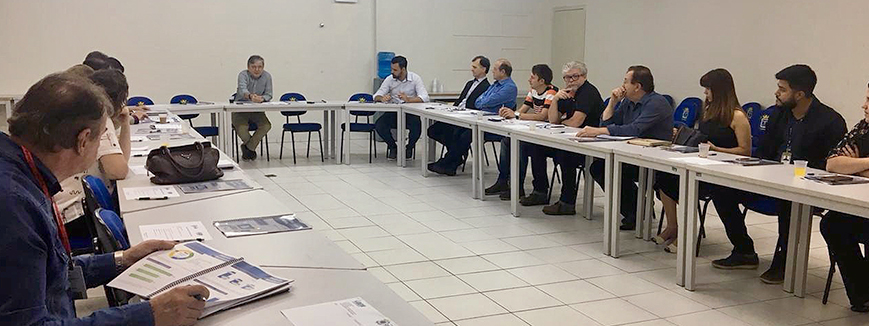 SESCAP-PR participa do Comitê Gestor Municipal de Cascavel