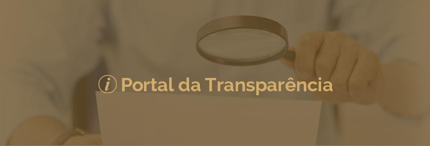 SESCAP-PR tem Portal da Transparência
