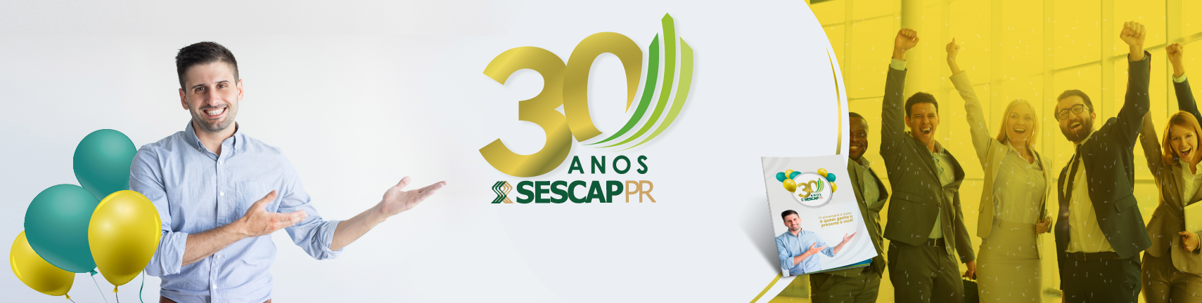 SESCAP-PR realiza palestras gratuitas. Participe!