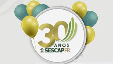 SESCAP-PR - 30 Anos
