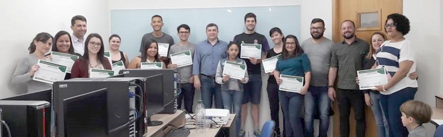 SESCAP-PR conclui turma do Formação na Prática em Maringá