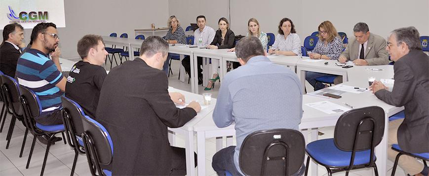 Comitê Gestor Municipal de Cascavel analisa mudança no CTM