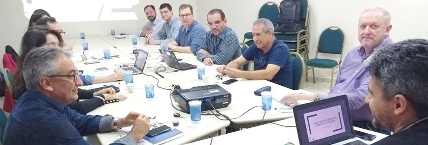Diretores regionais do SESCAP-PR definem estratégias em Cascavel