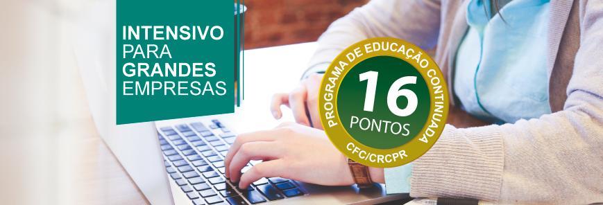 IFRS para grandes empresas é tema de curso intensivo em Foz do Iguaçu