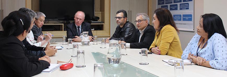 SESCAP-PR, FIEP e Receita Federal planejam evento conjunto sobre o Siscomex