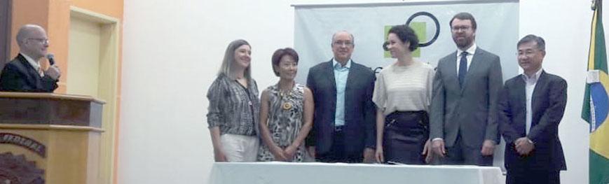 Toma posse a nova diretoria do Observatório Social de Maringá