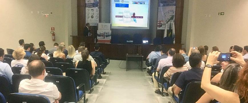 Diego Paim representa o SESCAP-PR em encontro do terceiro setor
