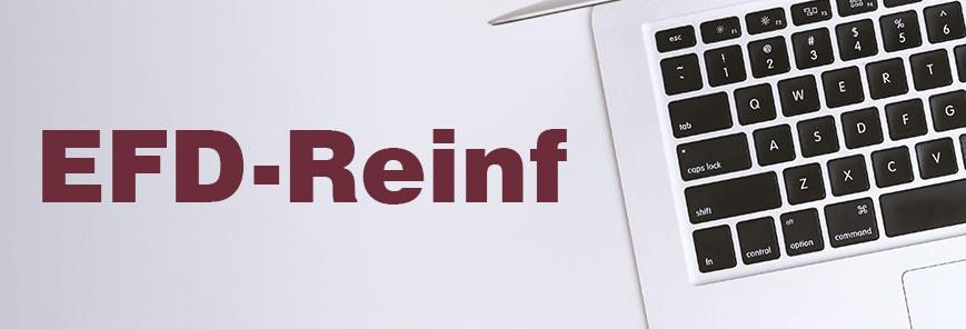Datas de início da obrigatoriedade da EFD-Reinf são alteradas