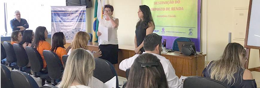 Diretora Miriam Braz fala sobre o FIA e Fundo Nacional do Idoso