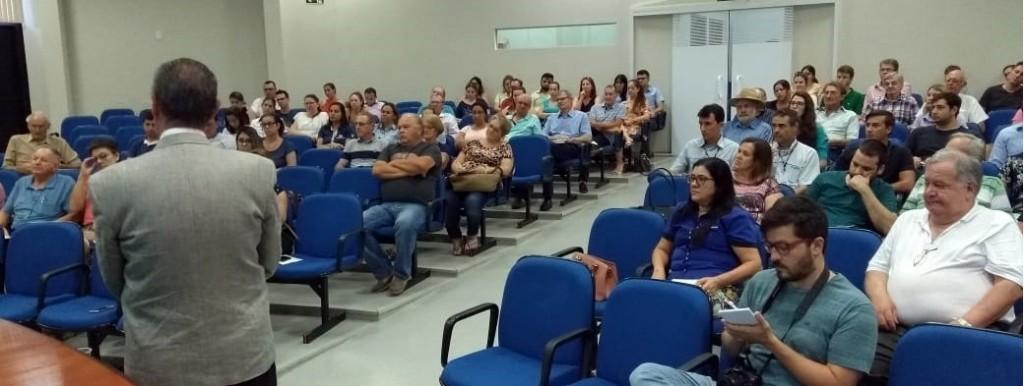eSocial para produtores rurais atrai grande público em Cascavel