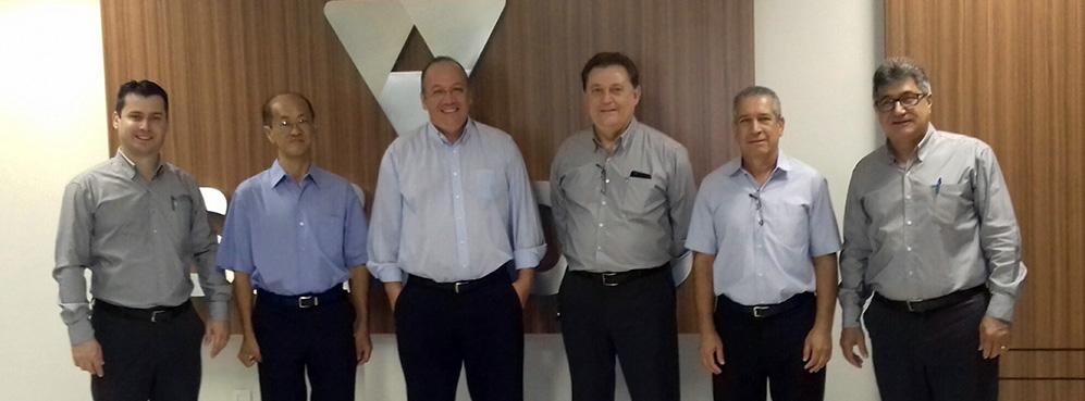 Parceria com Sicoob Arenito é apresentada a empresários de Umuarama