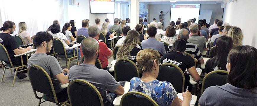 Bombeiros: mudança na legislação é apresentada a empresários de Pato Branco
