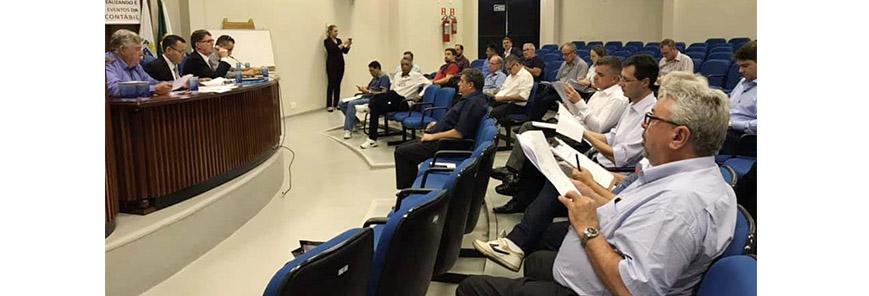 Cascavel: líderes discutem ações para o setor contábil