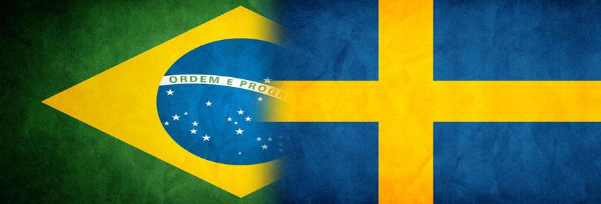 Brasil e Suécia assinam protocolo para evitar a dupla tributação